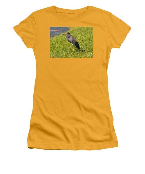 Heading For Water Women's T-Shirt (Junior Cut) by Carol  Bradley