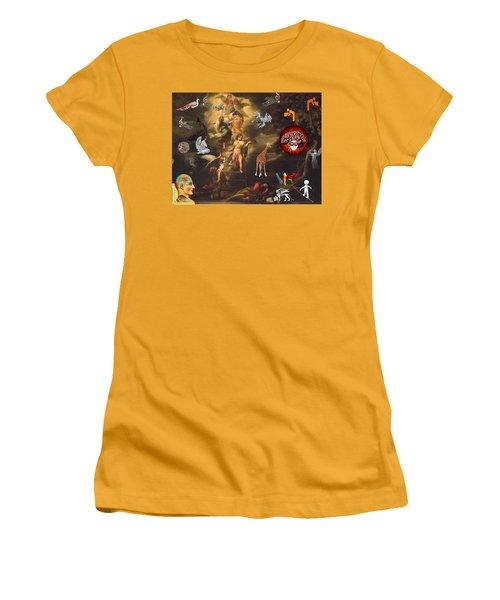 Heaven's Gate Women's T-Shirt (Athletic Fit)