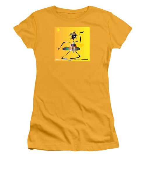 Hip Hop Women's T-Shirt (Athletic Fit)