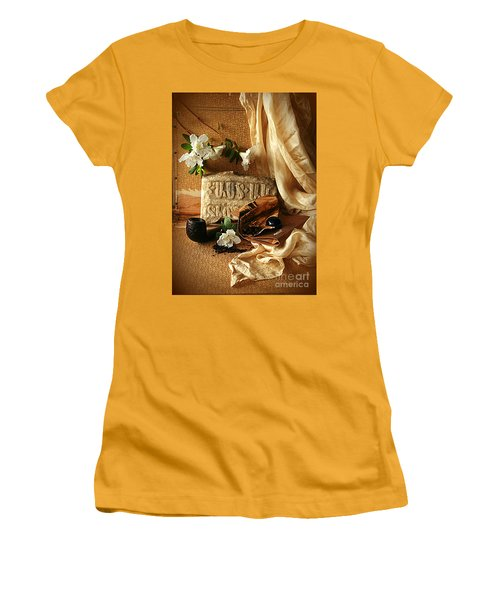 In Search Of Lost Time II Women's T-Shirt (Athletic Fit)