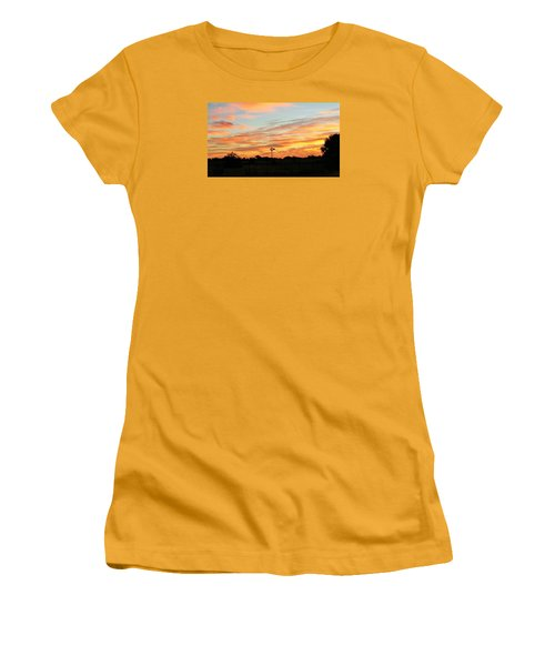 In The Morning Still Women's T-Shirt (Athletic Fit)