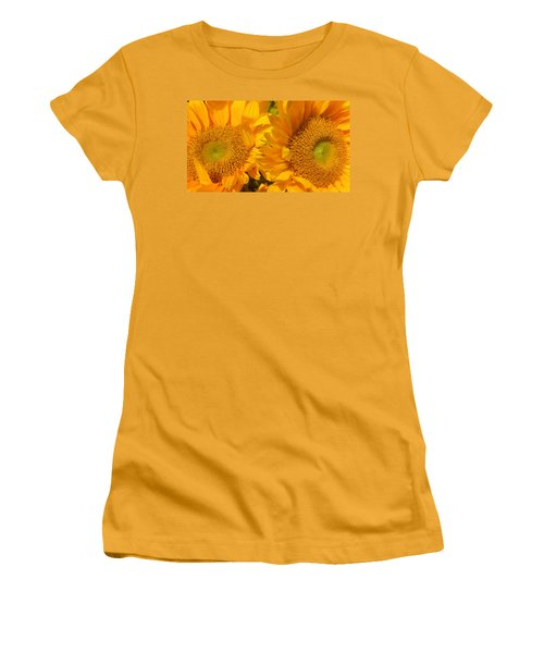 In The Sun Women's T-Shirt (Athletic Fit)