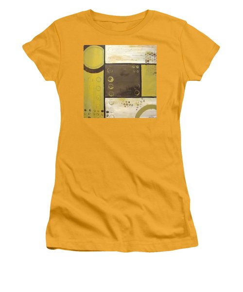 Industrial Circles No.2 Women's T-Shirt (Junior Cut) by Steven R Plout