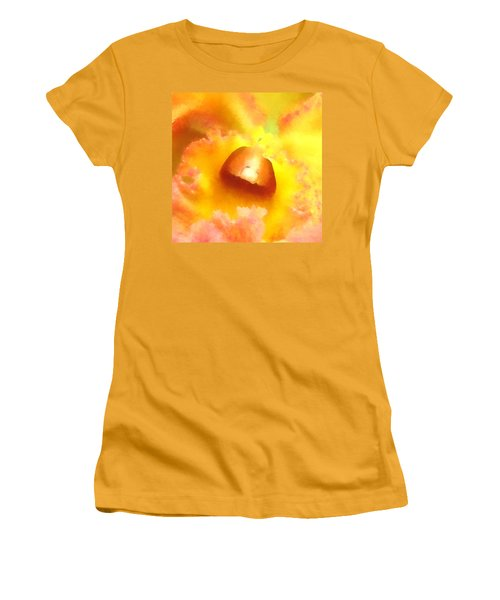 Women's T-Shirt (Junior Cut) featuring the photograph Inner Sanctum II by John Freidenberg