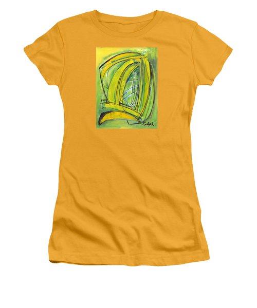 Inside Scope Women's T-Shirt (Athletic Fit)