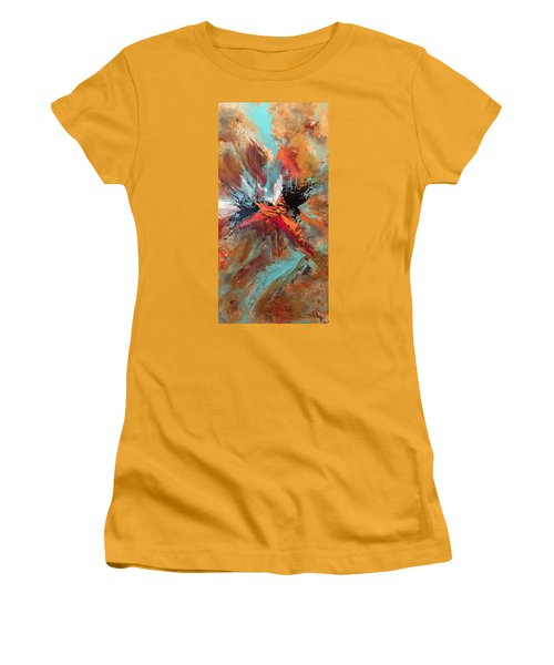 Intrepid Women's T-Shirt (Athletic Fit)