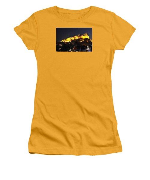 Jaisalmer Desert Festival-3 Women's T-Shirt (Athletic Fit)