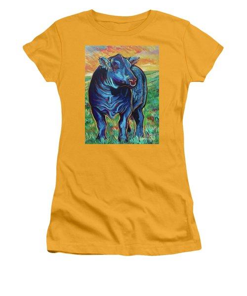 Joe Women's T-Shirt (Junior Cut) by Jenn Cunningham