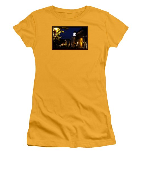 Jonesborough Tennessee 13 Women's T-Shirt (Junior Cut) by Steven Lebron Langston