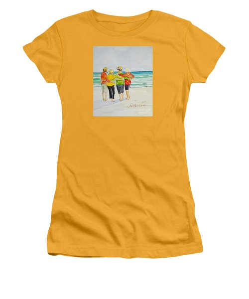 Joy, Phil. 4.1 Women's T-Shirt (Athletic Fit)