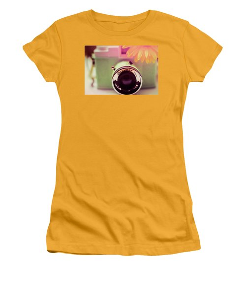 Just A Dreamer  Women's T-Shirt (Junior Cut) by Terry DeLuco