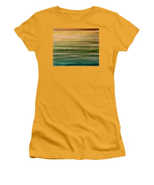 Lake Women's T-Shirt (Athletic Fit)