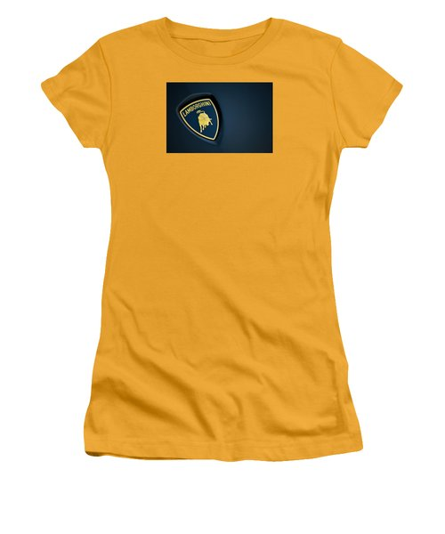 Lamborghini  Women's T-Shirt (Athletic Fit)