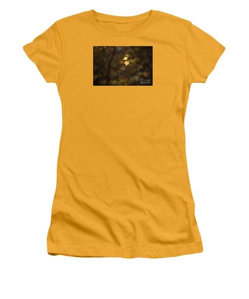 Late Autumn Light Women's T-Shirt (Junior Cut) by Diane Diederich