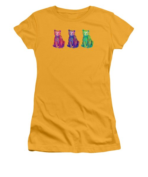 Little Bears Women's T-Shirt (Junior Cut)