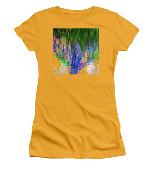 Living Color Reflection Women's T-Shirt (Athletic Fit)