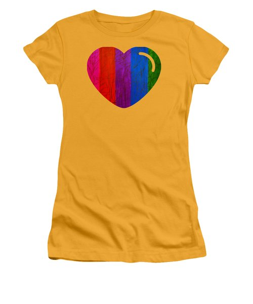 Love Is Love Women's T-Shirt (Athletic Fit)