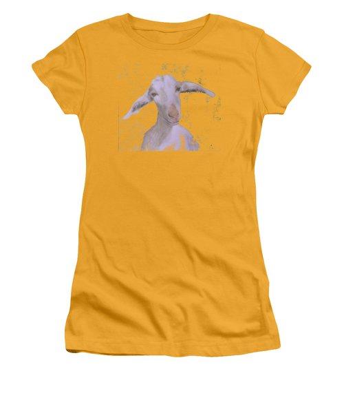 Meet Molly Women's T-Shirt (Junior Cut) by Kathy Carothers