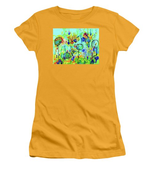 Meet You At The Carnival Women's T-Shirt (Athletic Fit)