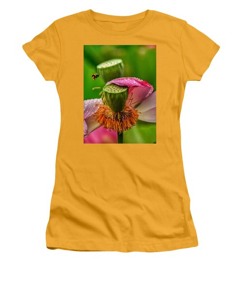 Metamorphosis  Women's T-Shirt (Athletic Fit)