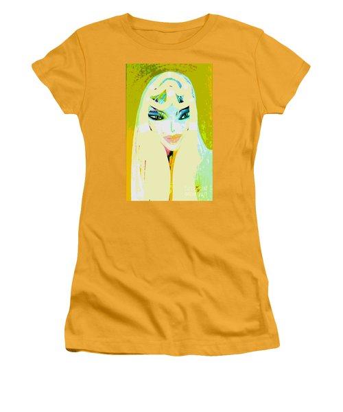 Mia 2 Women's T-Shirt (Junior Cut) by Ann Calvo