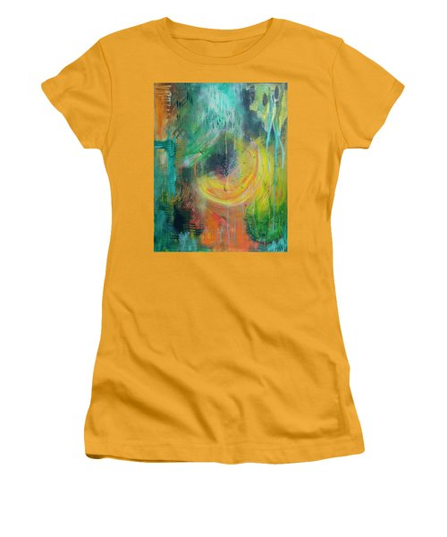 Moment In Time Women's T-Shirt (Athletic Fit)