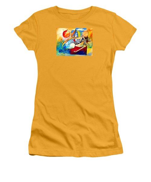 Mr Ameeba 11 Women's T-Shirt (Athletic Fit)