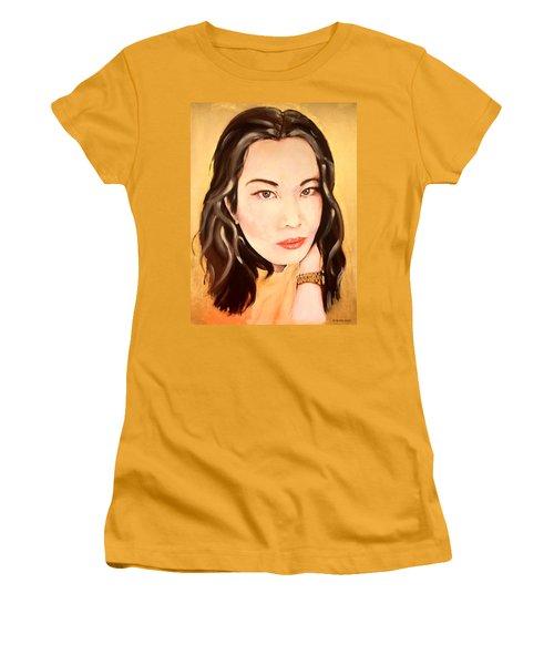 Ms Lim Women's T-Shirt (Athletic Fit)