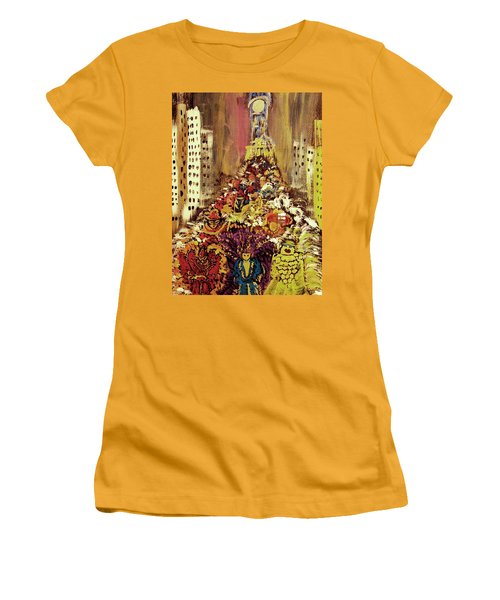 Mummers Women's T-Shirt (Athletic Fit)
