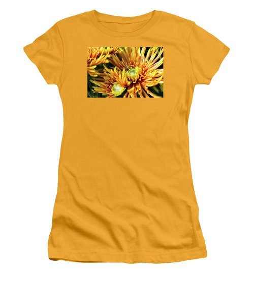 Mum's The Word II Women's T-Shirt (Athletic Fit)