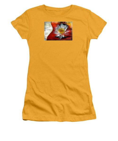 Musical Beauty Women's T-Shirt (Junior Cut) by Clare Bevan