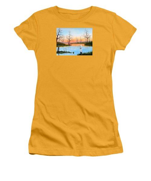 Nap Time Women's T-Shirt (Athletic Fit)