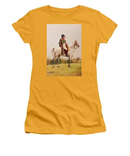 Napoleon Bonaparte Series 0552 Women's T-Shirt (Athletic Fit)