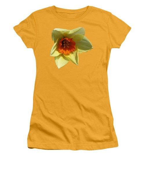 Narcissus 2 Women's T-Shirt (Junior Cut) by Vesna Martinjak