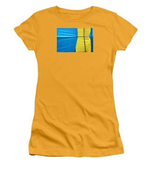 Women's T-Shirt (Junior Cut) featuring the photograph Never Let Go by Prakash Ghai