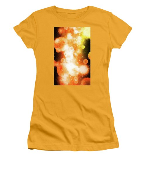 Women's T-Shirt (Junior Cut) featuring the photograph Nova 1.0 by James Bethanis