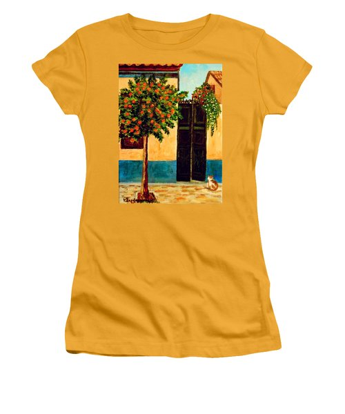Old Neighborhood Women's T-Shirt (Athletic Fit)