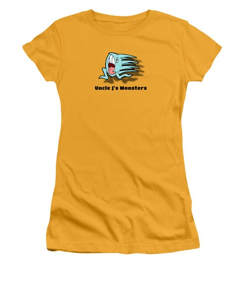 One Of Those Days Women's T-Shirt (Junior Cut) by Uncle J's Monsters