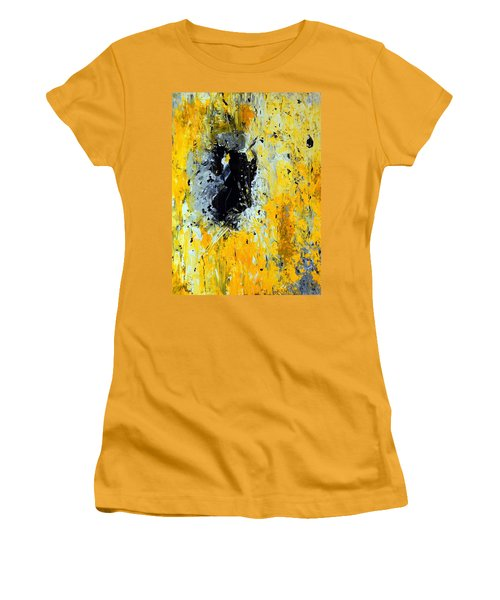 Outside Looking In Women's T-Shirt (Junior Cut) by Everette McMahan jr