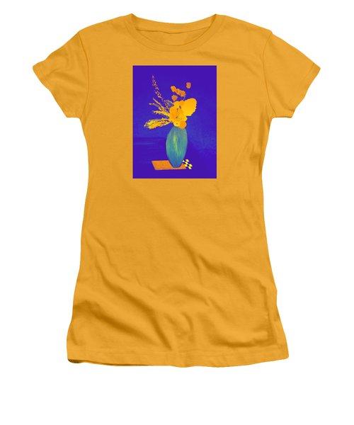 Pablo's Vase Women's T-Shirt (Junior Cut) by Bill OConnor