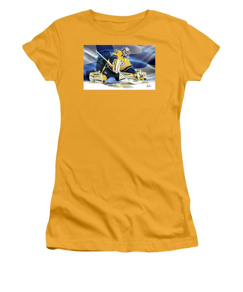 Peksi Women's T-Shirt (Athletic Fit)