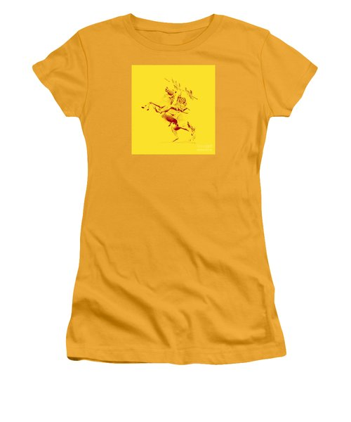Renegade And Chief Osceola Women's T-Shirt (Athletic Fit)