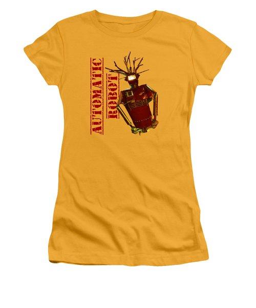 Reto Automatic Women's T-Shirt (Athletic Fit)
