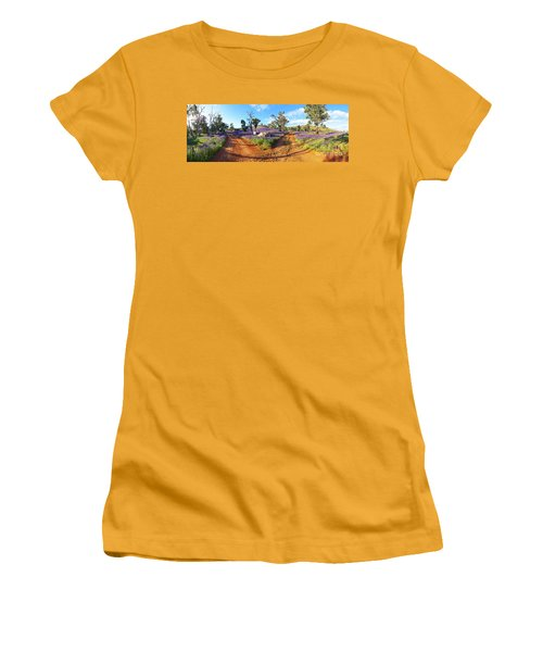 Roads To Salvation Jane Women's T-Shirt (Athletic Fit)