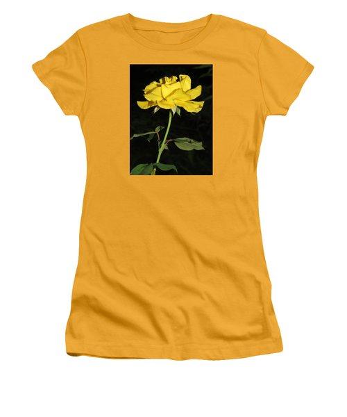 Rose 5 Women's T-Shirt (Junior Cut) by Phyllis Beiser