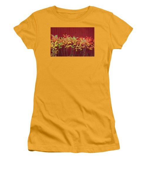 Scandinavia Sumac Women's T-Shirt (Athletic Fit)