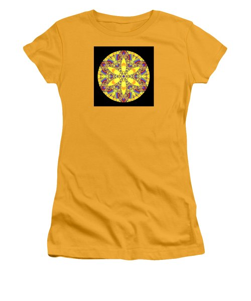 Seed Of Life  Women's T-Shirt (Junior Cut) by Robert Thalmeier