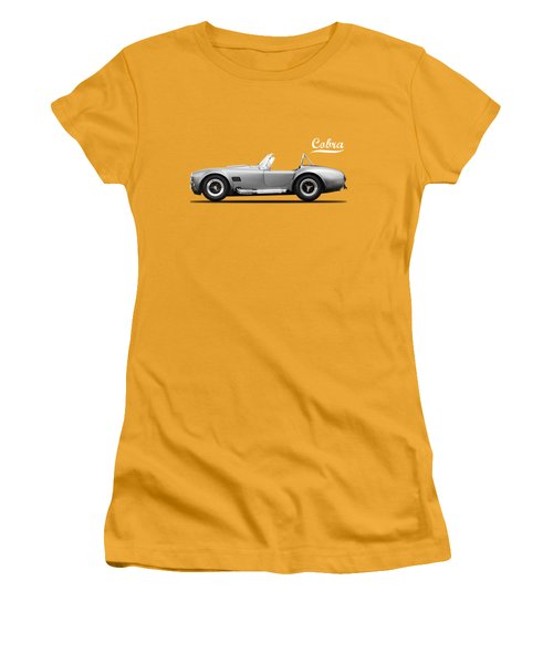Shelby Cobra 427 Sc 1965 Women's T-Shirt (Junior Cut) by Mark Rogan