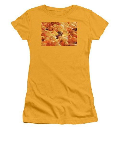 Shells Xvii Women's T-Shirt (Junior Cut) by Cassandra Buckley