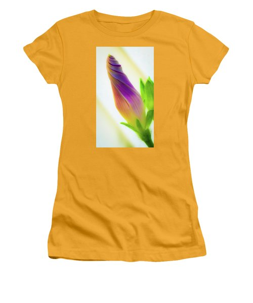 Simple Beauty Women's T-Shirt (Junior Cut) by Bruce Carpenter